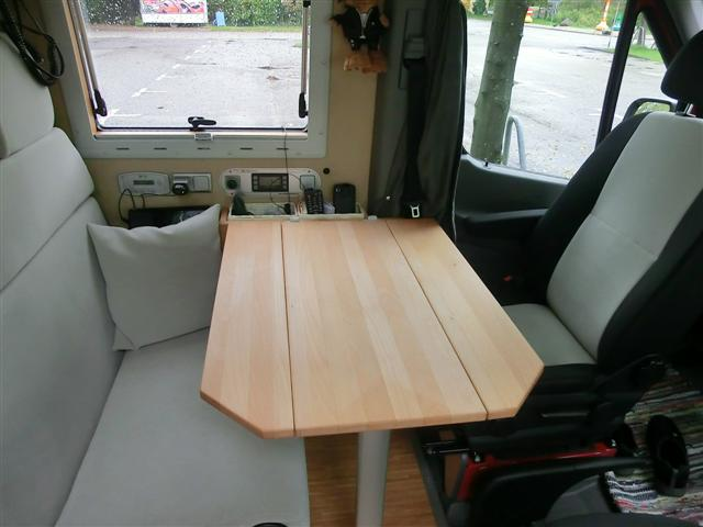 mercedes sprinter wohnmobil campingbus cs duo amigo rondo. Black Bedroom Furniture Sets. Home Design Ideas
